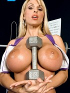 Preview Image #03 featuring Holly Halston in Set #0027 from BigBoobsPOV.com