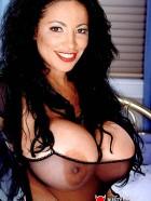 Preview Image #01 featuring Angelique Dos Santos in Set #0003 from BustyAngelique.com