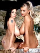Preview Image #06 featuring Ines Cudna and Linsey Dawn McKenzie in Set #0016 from BustyInesCudna.com