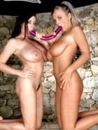 Preview Image #13 featuring Ines Cudna and Linsey Dawn McKenzie in Set #0016 from BustyInesCudna.com