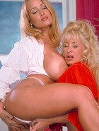 Preview Image #03 featuring Alyssa Alps and Heather Hooters in Set #0209 from Scoreland.com