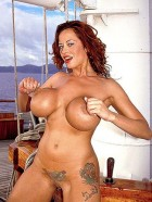 Preview Image #08 featuring Donita Dunes in Set #0251 from Scoreland.com