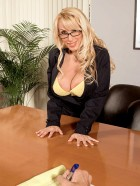 Preview Image #01 featuring Holly Halston in Set #0016 from TitsAndTugs.com